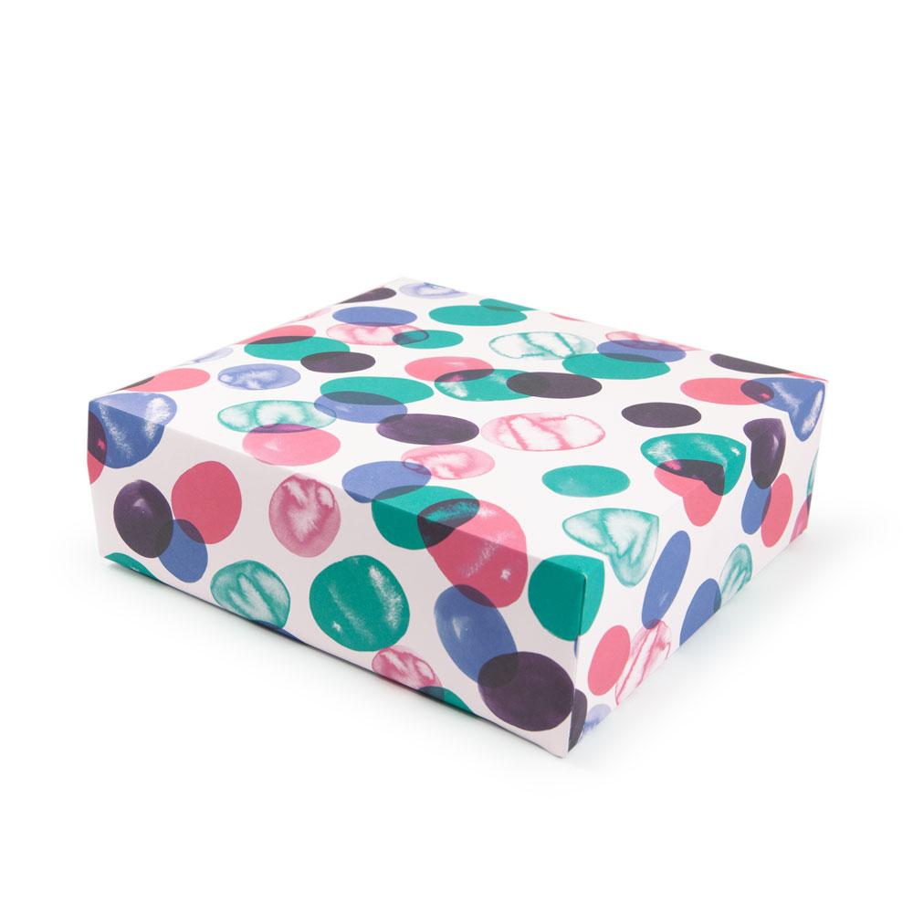 'Bubbles' Gift Wrap