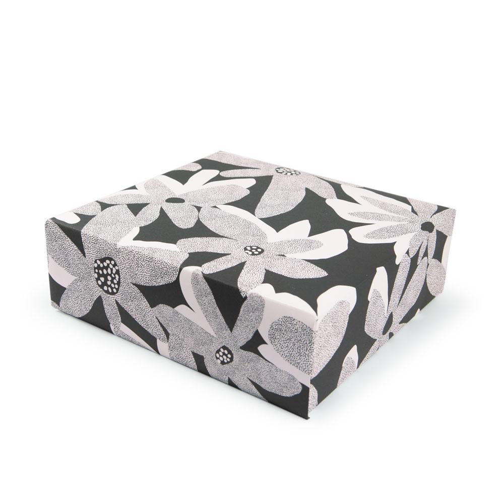 'Dark Bloom' Gift Wrap
