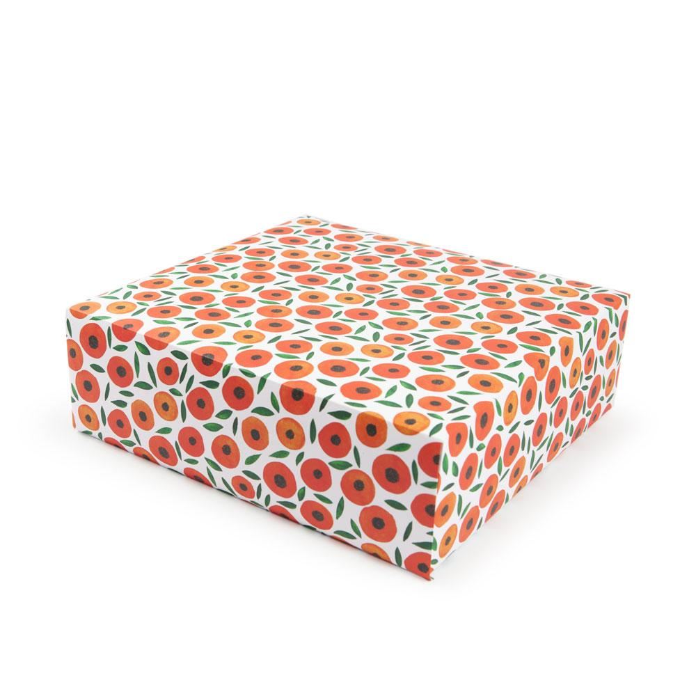 'Apricots' Gift Wrap by Blanca Gomez