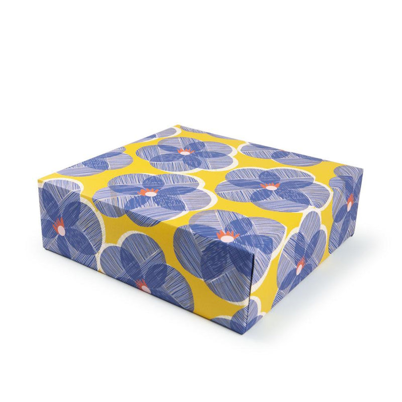 'Pansy' Gift Wrap