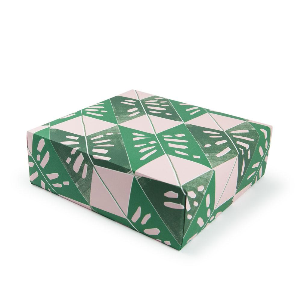 'Monstera' Gift Wrap