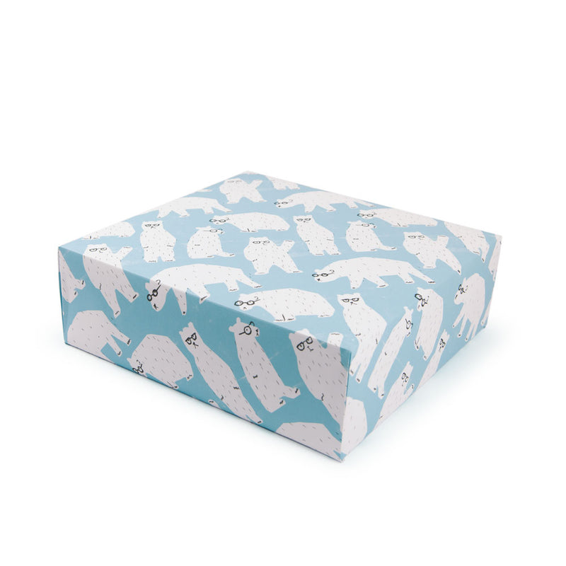 'Polar Pals' Christmas Gift Wrap
