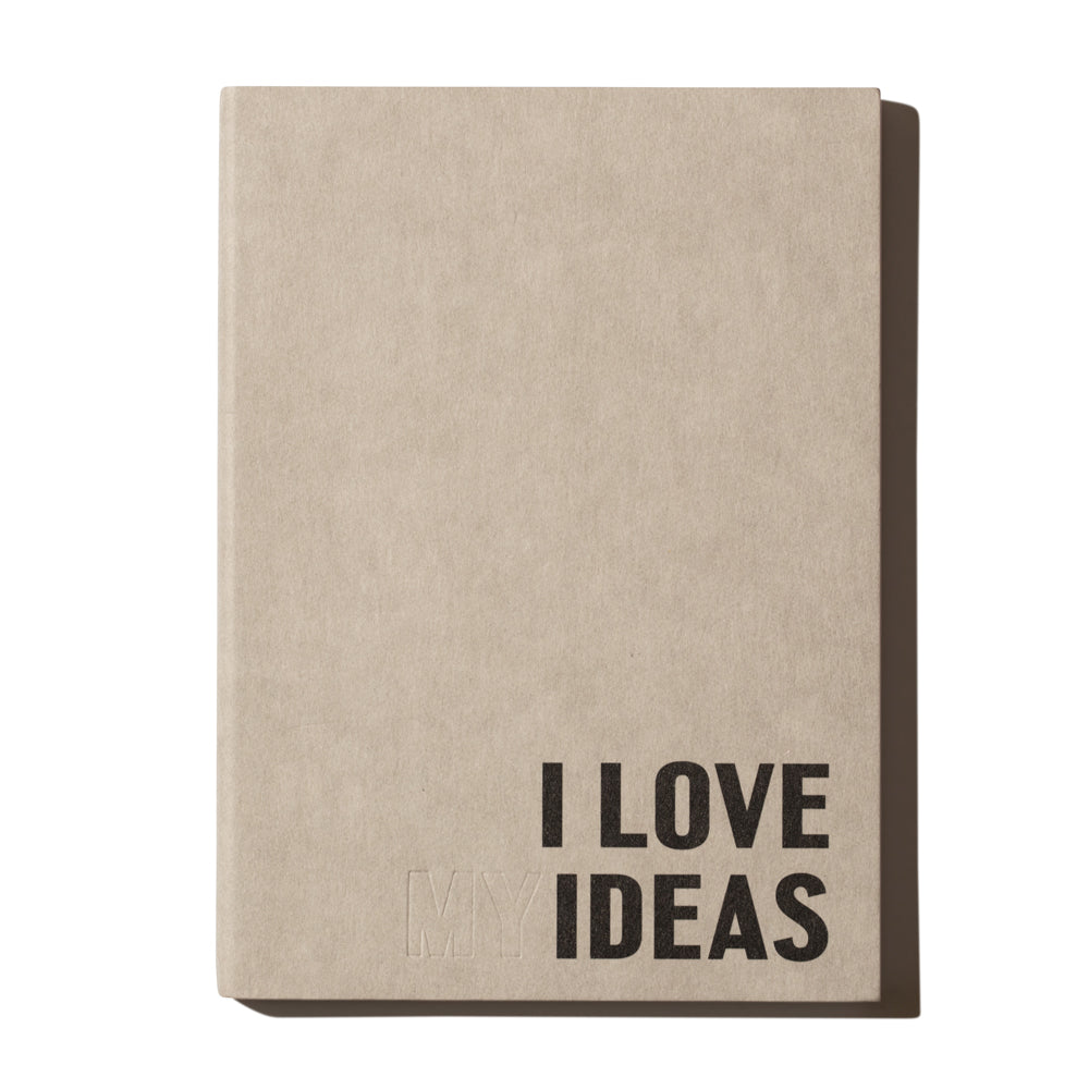 'I Love Ideas' Notebook