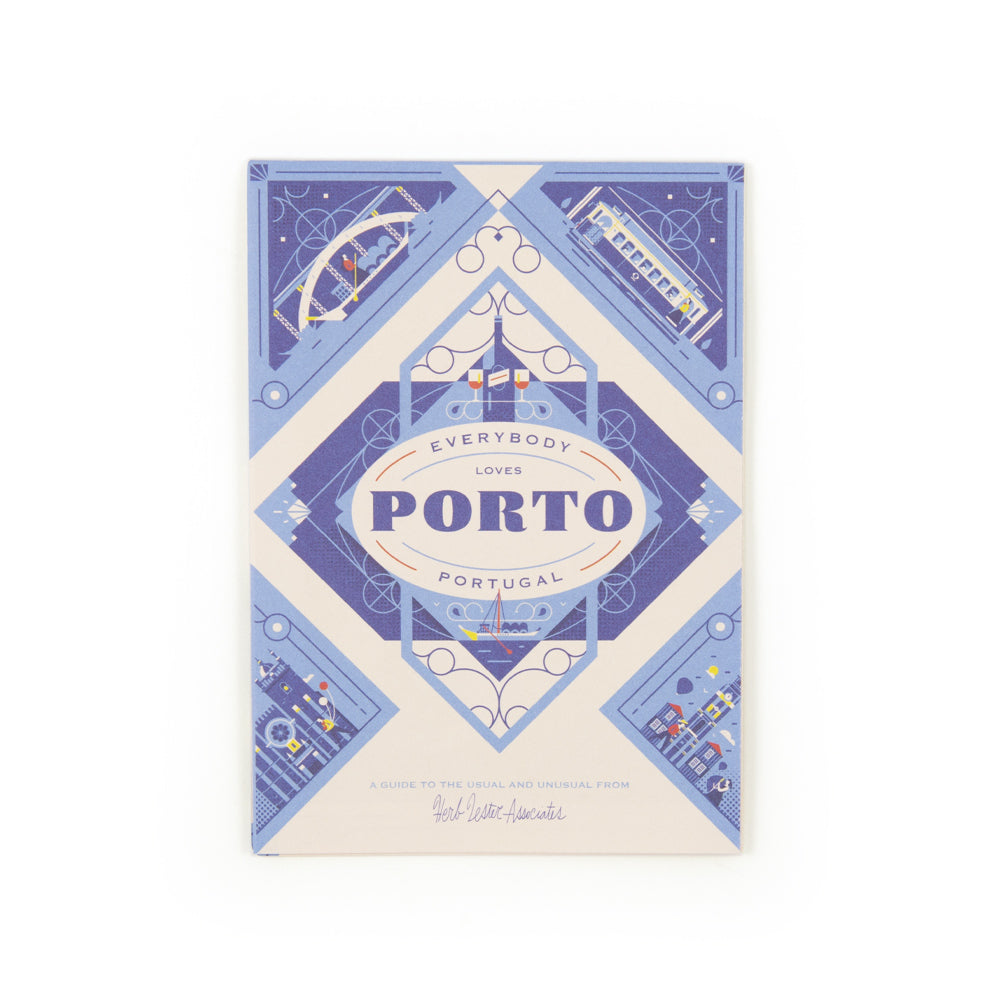 'Everybody Loves Porto' Map