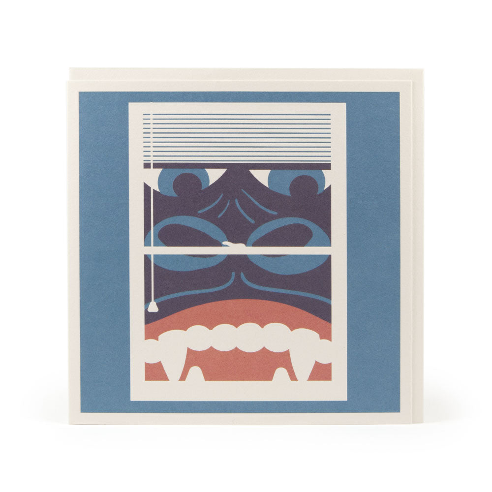 'King Kong' Card by Imeus Design