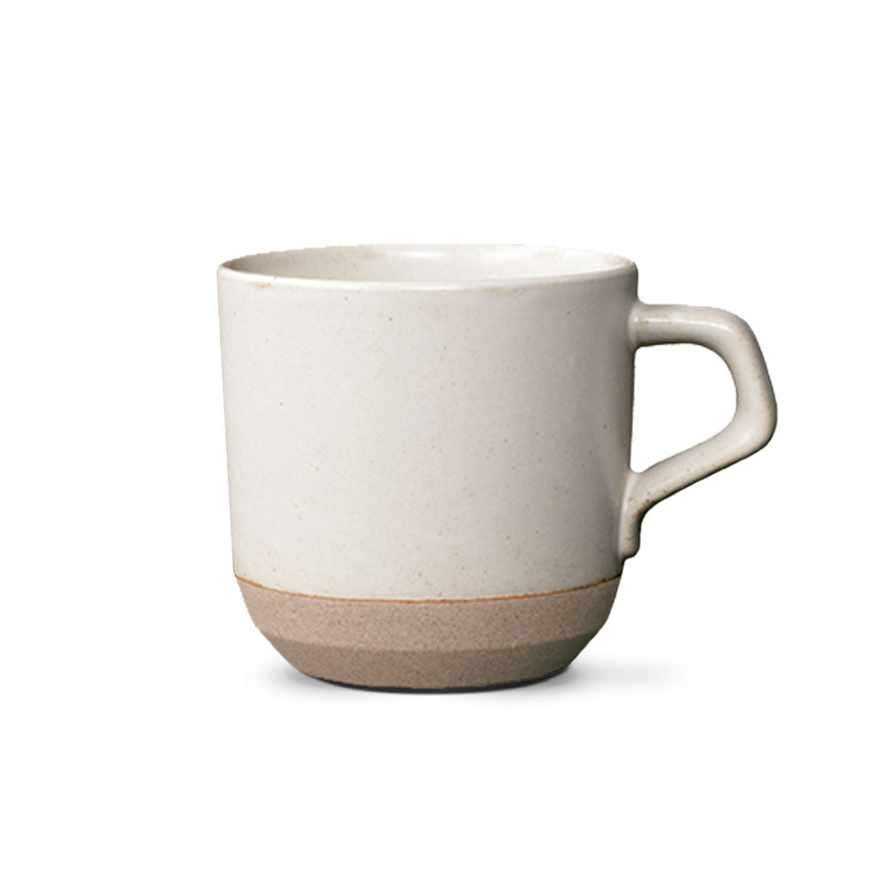 'Ceramic Lab' White Mug
