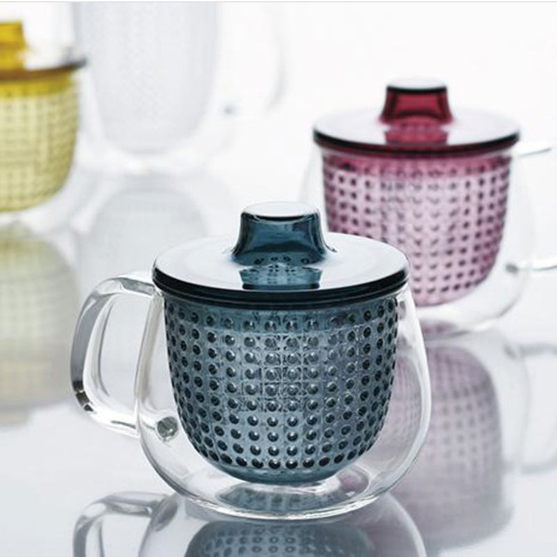 'Unimug' Small Grey Teapot Mug