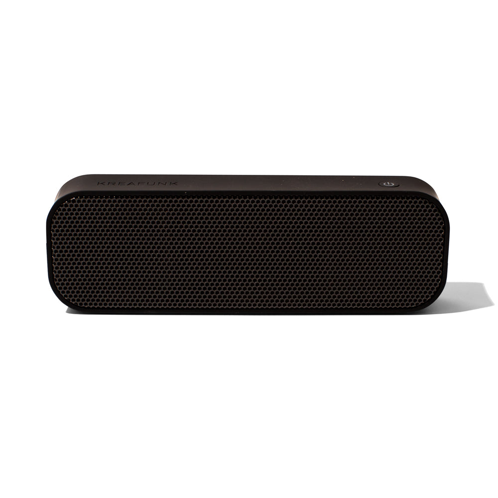 'aGroove' Black Bluetooth Speaker