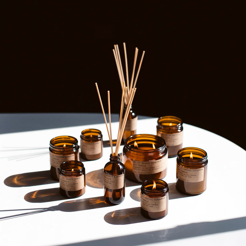 'Teakwood & Tobacco' Reed Diffuser
