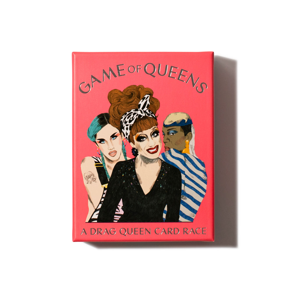 'Game of Queens' Trump Card Game