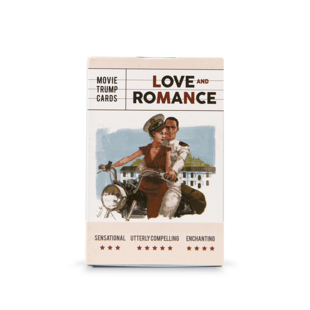 'Love & Romance' Movie Trump Cards