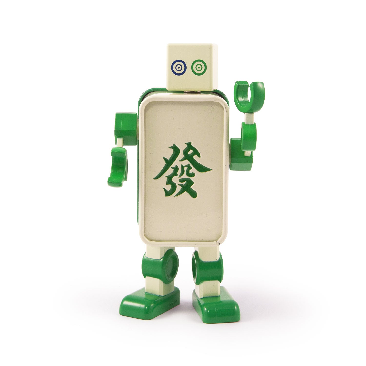 'Mahjong' Collectible Robot