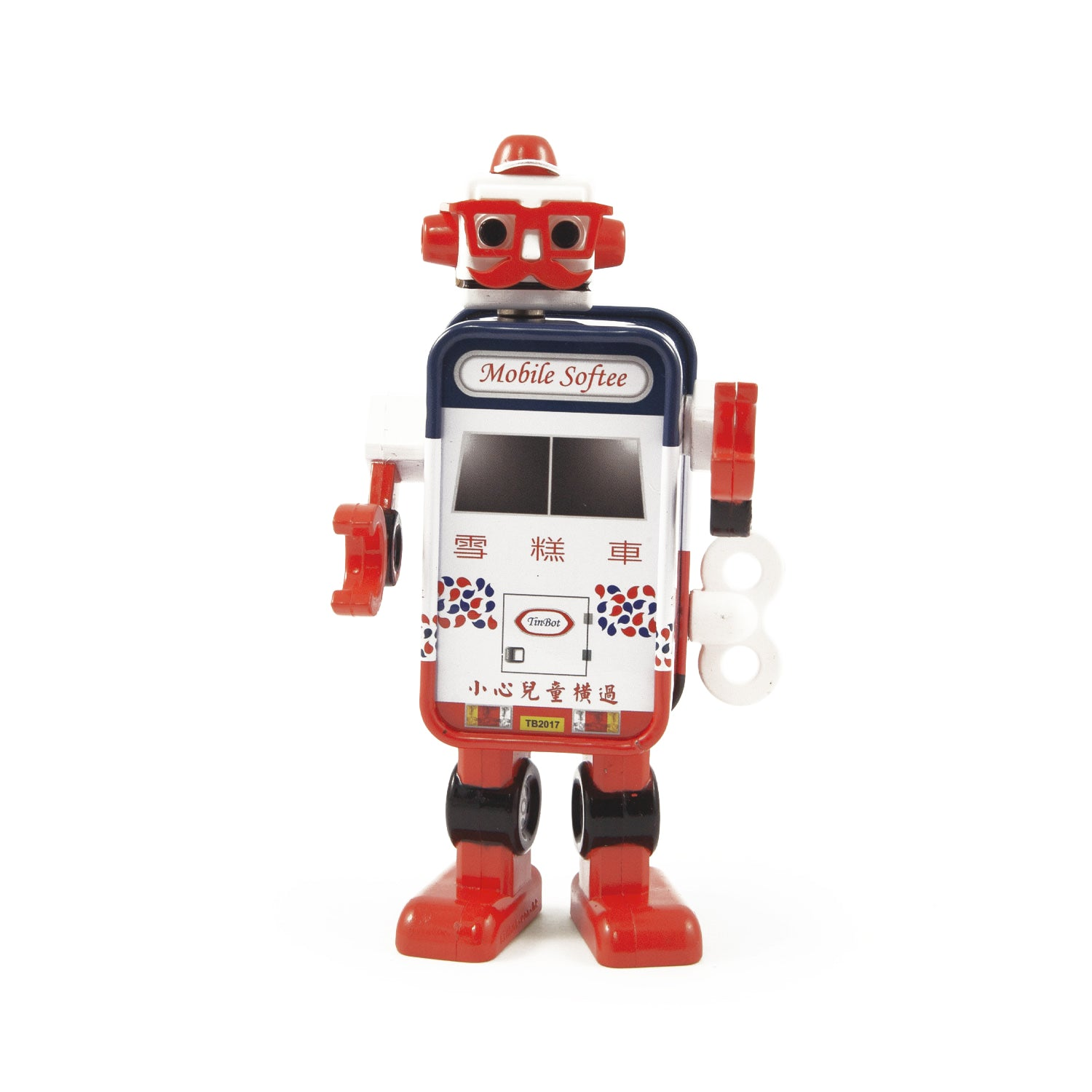 'Softee' Collectible Robot
