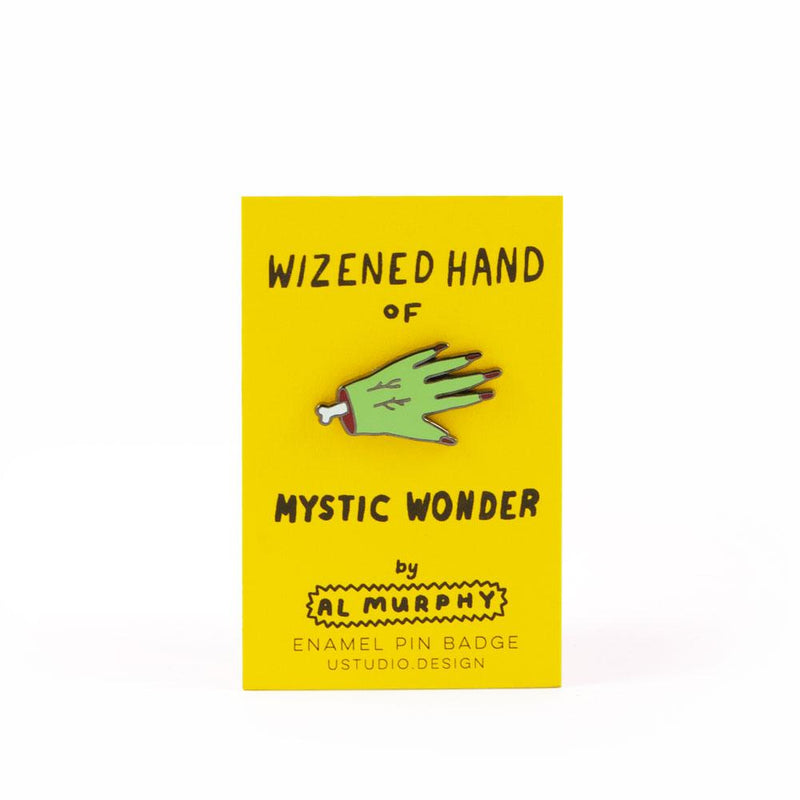 'Mystic Wonder' Enamel Pin