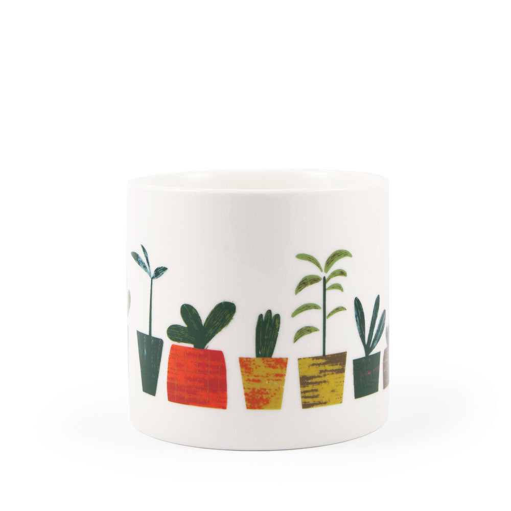 'Little Plants' Medium Planter by Blanca Gomez