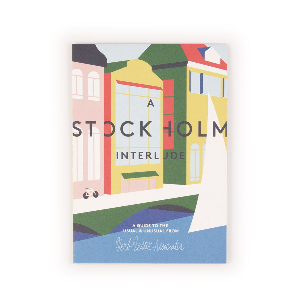 'A Stockholm Interlude' Map