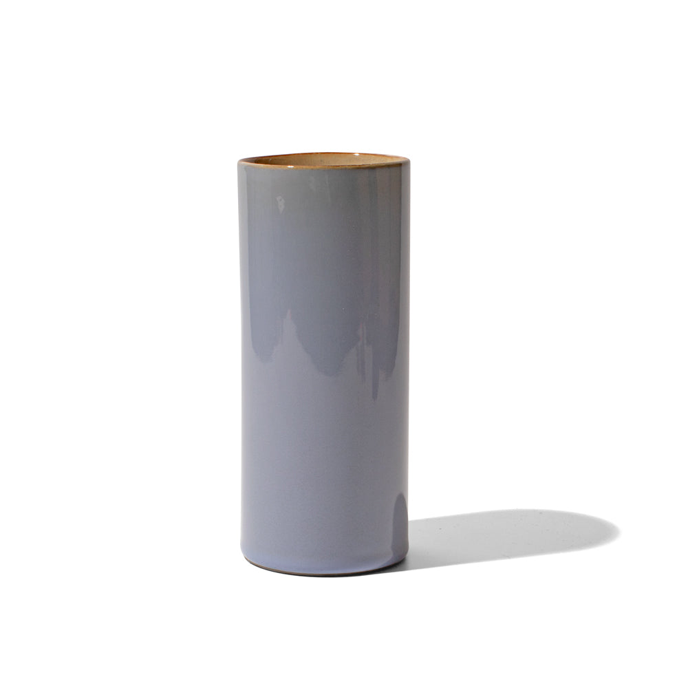 'Anita' Small Smoky Blue Vase