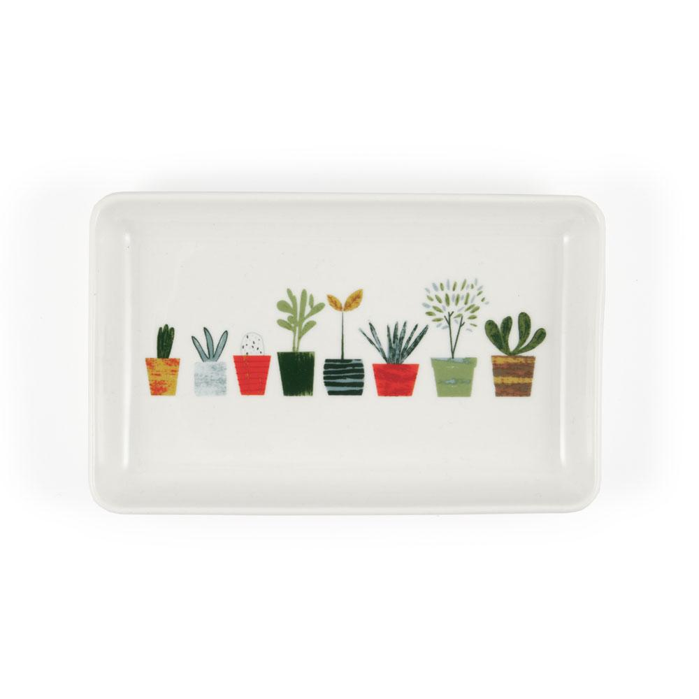 'Little Plants' Trinket Tray