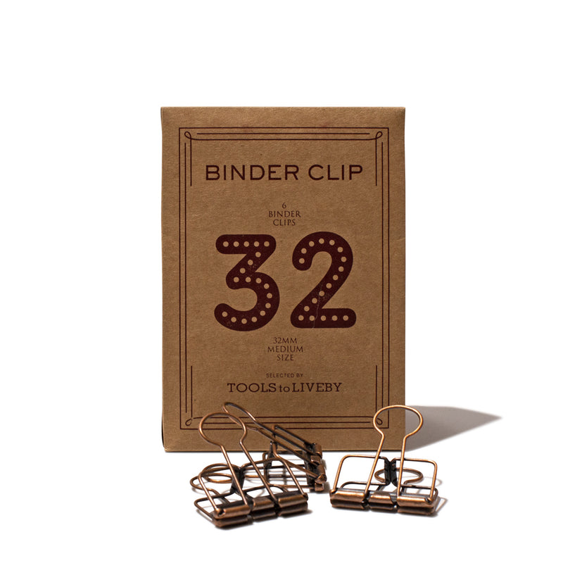 '32mm' Binder Clips