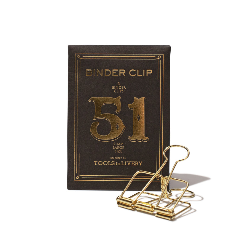 '51mm' Binder Clips