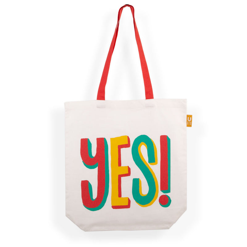 'Decisive' Tote Bag