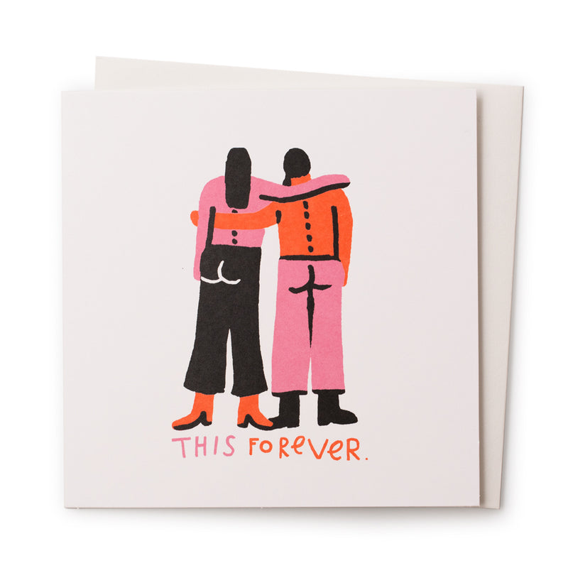 'This! Forever.' Card