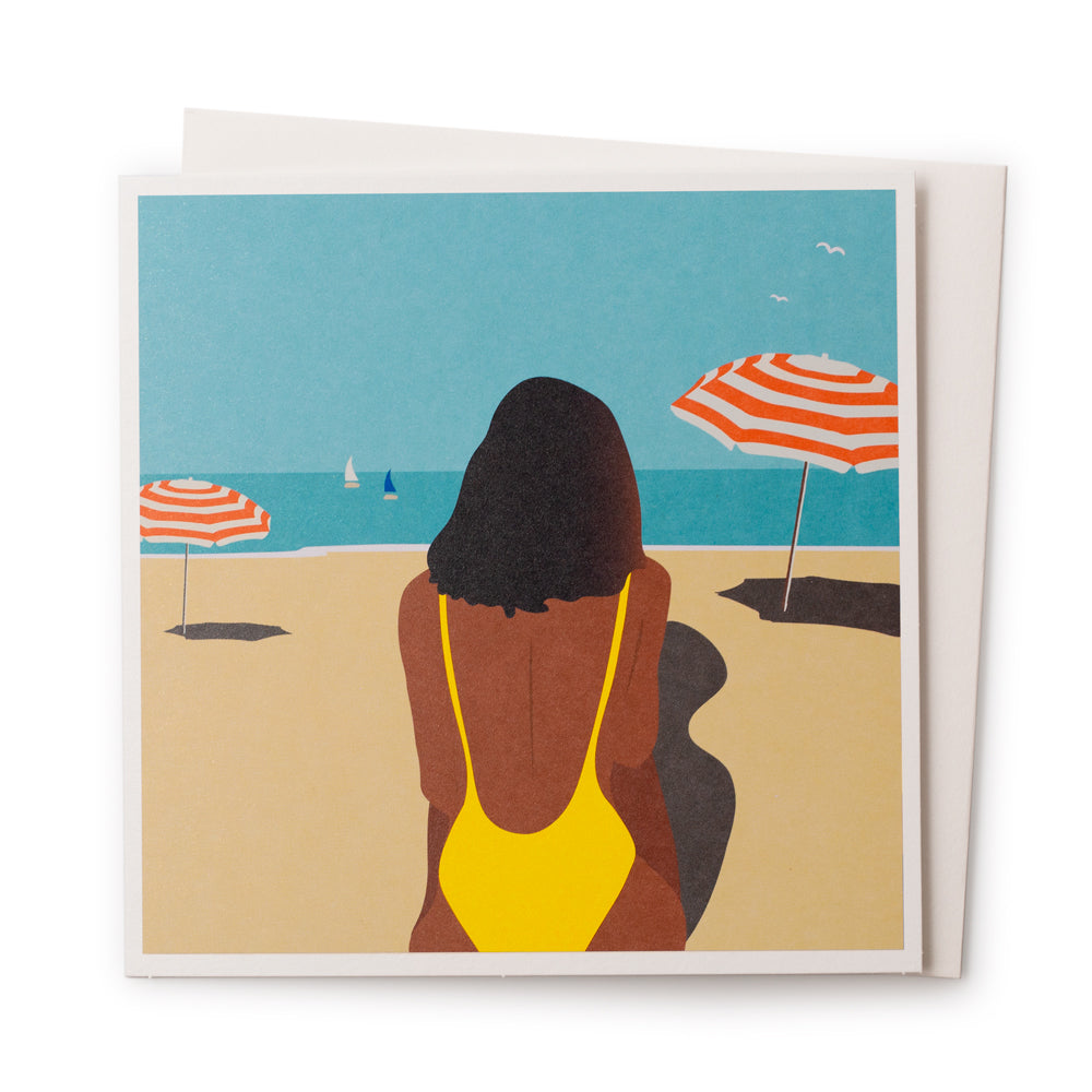 'Summer Breeze' Card
