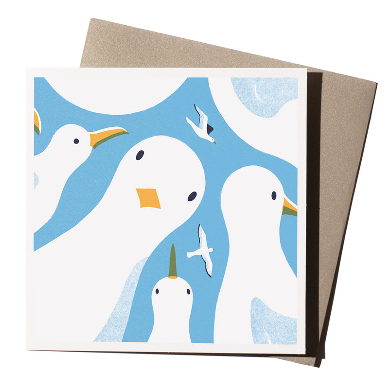 'Gull Gang' Card