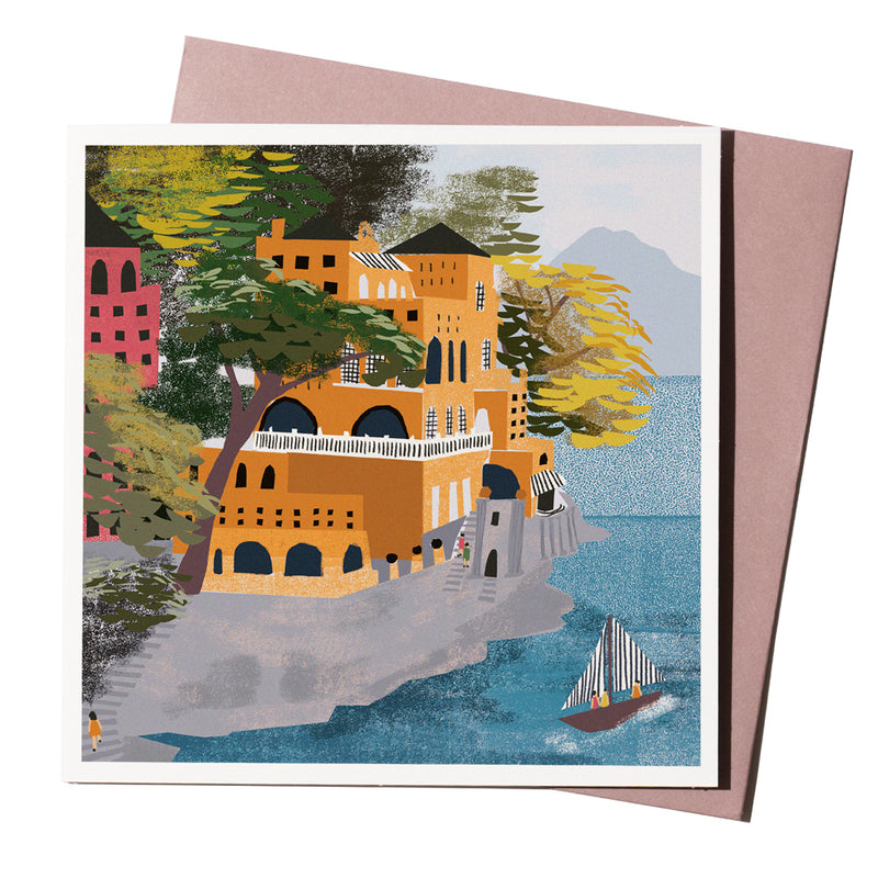 'Portofino' Card