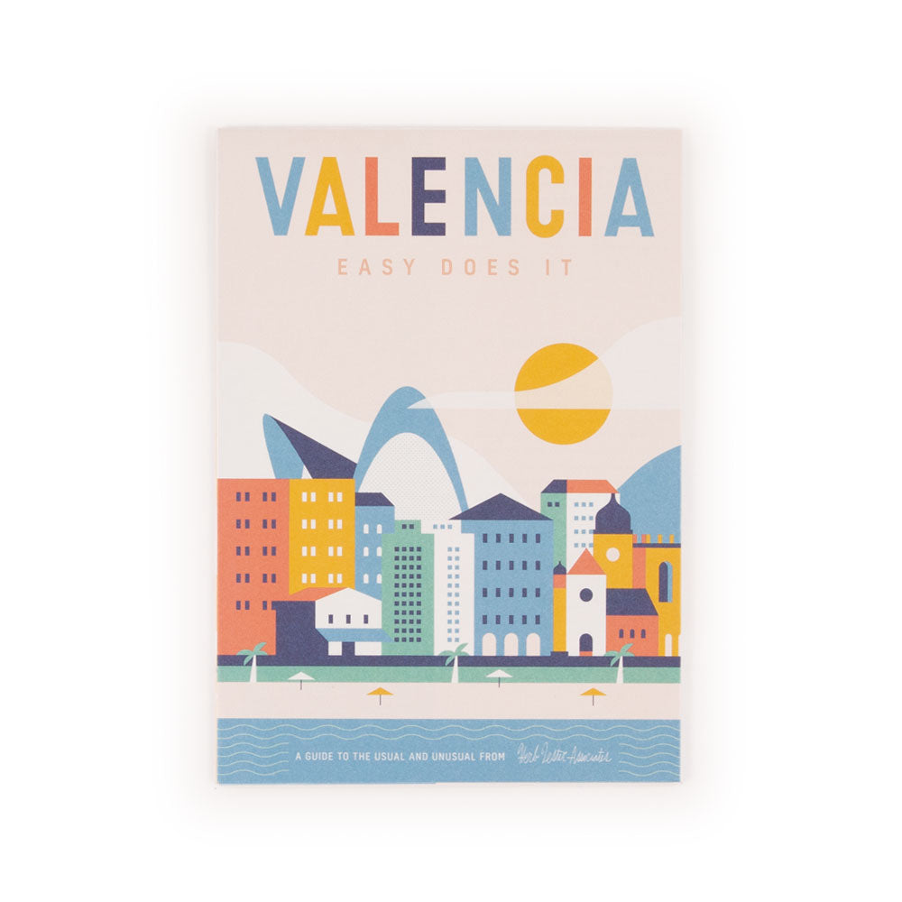 'Valencia Easy Does It' Map