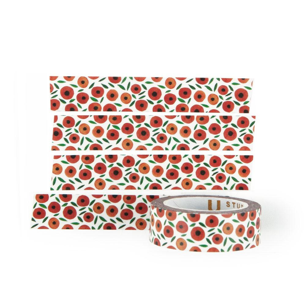 'Apricots' Washi Tape by Blanca Gomez