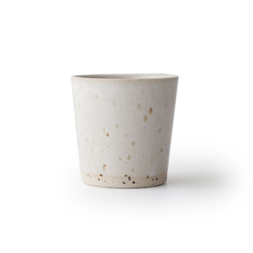 'Speckle' Matt White Beaker