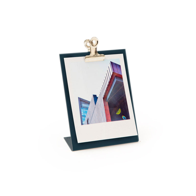 'Clipboard Frame' Slate Grey Photo Frame
