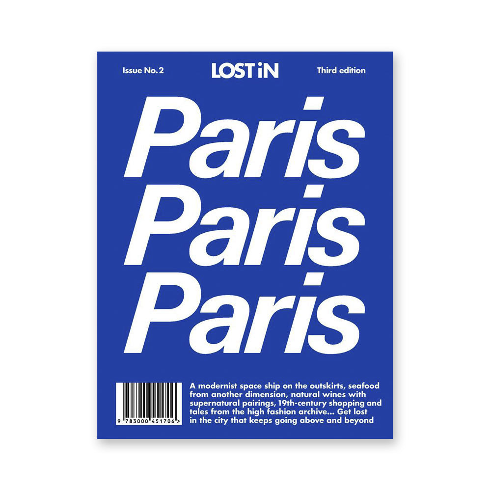 'Paris' City Guide