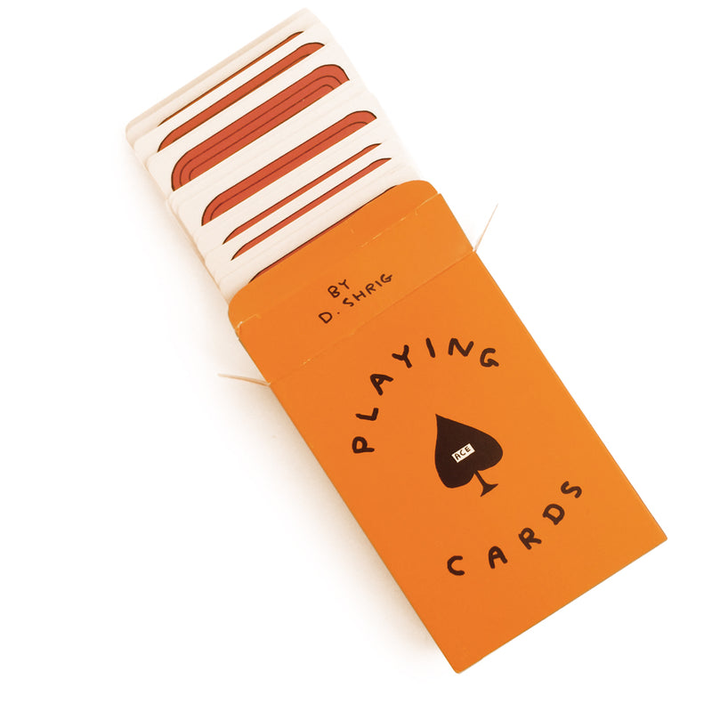 Shrigley Playing Cards