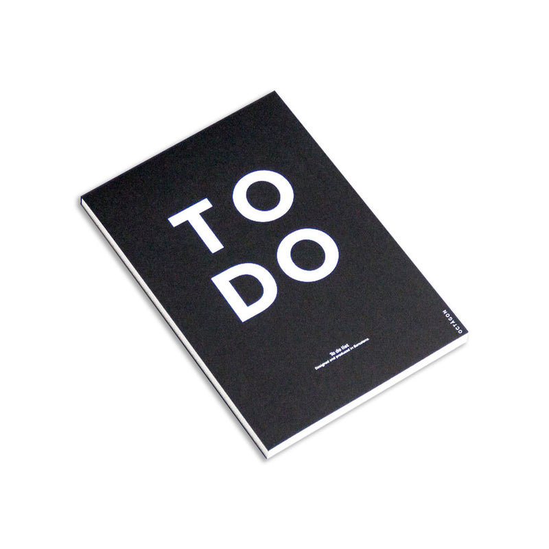 'To Do' Notepad (A5)