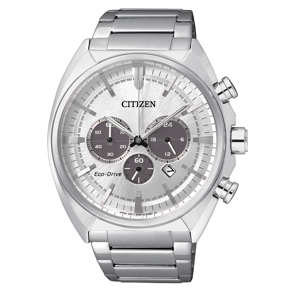 Orologio Citizen Of Collection Crono 4280 CA4280-53A uomo 43mm cronografo