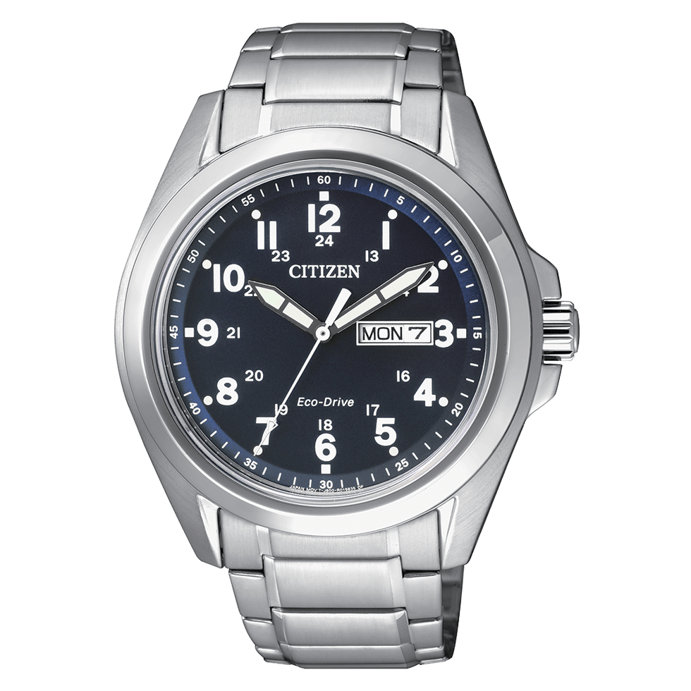Orologio Citizen Of Collection Urban AW0050-58L uomo 43mm