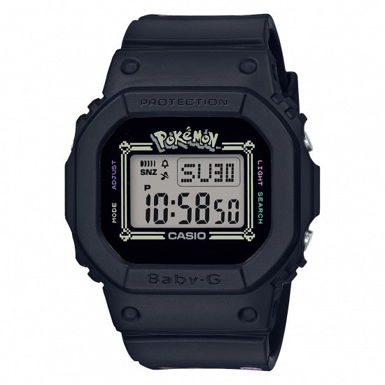"Orologio Casio Baby-G BGD-560PKC-1ER ""Pokemon"" Limited Edition"