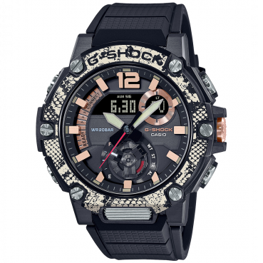 Orologio Casio G-Shock G-Steel GST-B300WLP-1AER Wildelife Promising Limited Edition-2b Gioielli