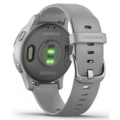 Orologio Garmin Vivoactive 4s 010-02172-02 Powder Grey Silver 40mm