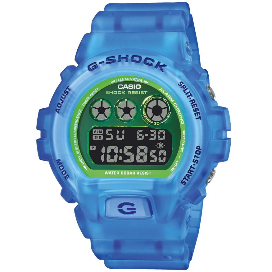 Orologio Casio G-Shock DW-6900LS-2ER Special Color Models
