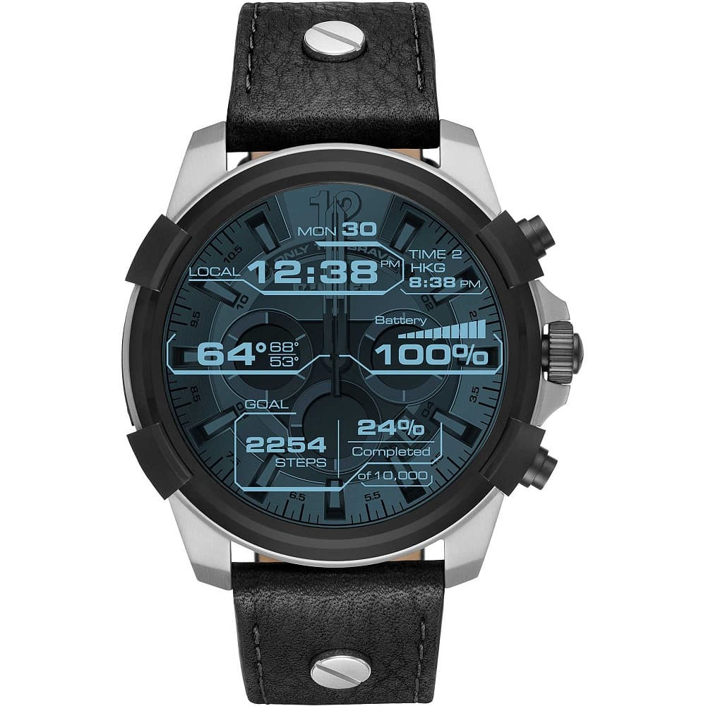 Orologio Diesel Full Guard DZT2001 uomo 48mm Smartwatch