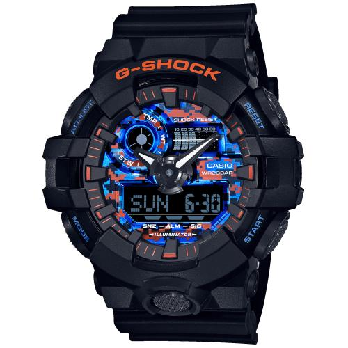 Orologio Casio G-Shock GA-700CT-1AER Special Color Models-2b Gioielli