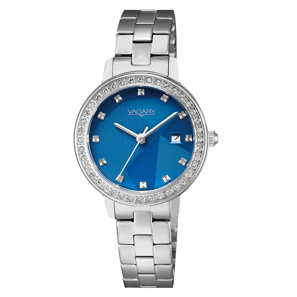 Orologio Vagary by Citizen Flair IU1-417-71 donna 29mm