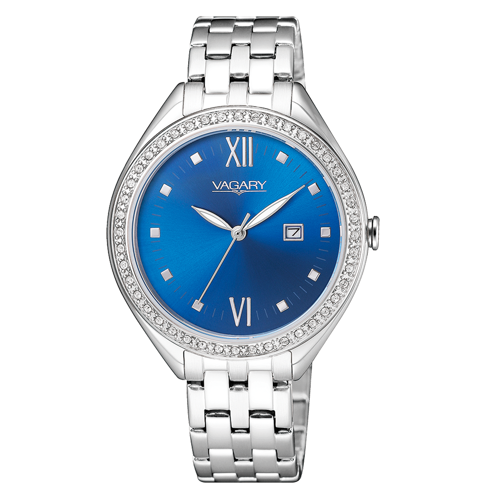 Orologio Vagary by Citizen Flair IU1-514-71 donna 34mm