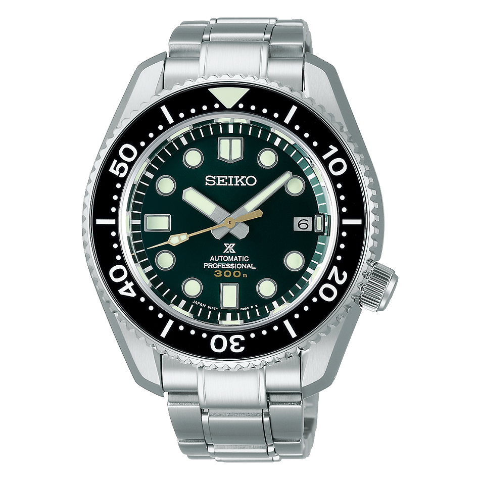 "Orologio Seiko Marinemaster SLA047J1 Limited Edition ""The Green Island"" 3000 esemplari-2b Gioielli"