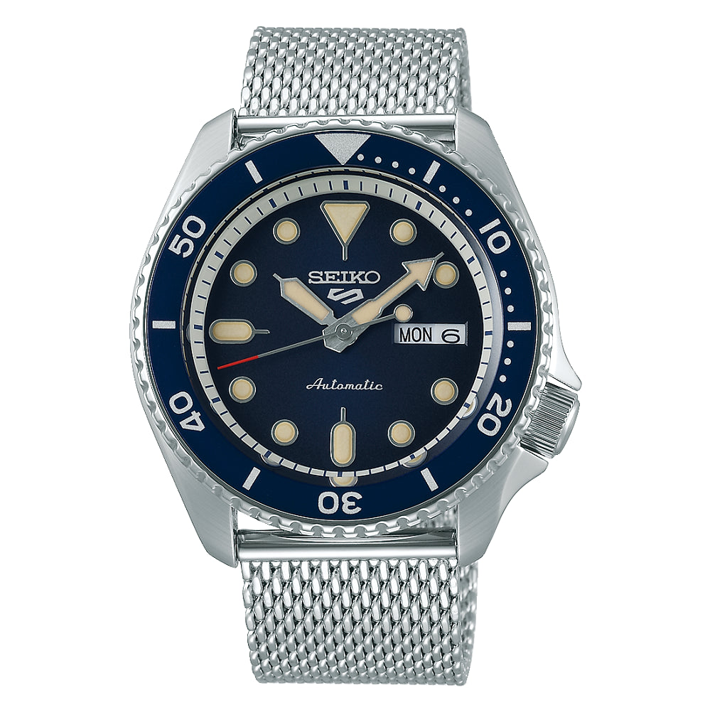 Orologio Seiko 5 Suits BLUE NAVY SRPD71K1 automatico