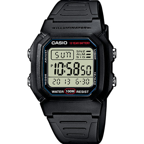 Orologio Casio Collection W-800H-1AVES