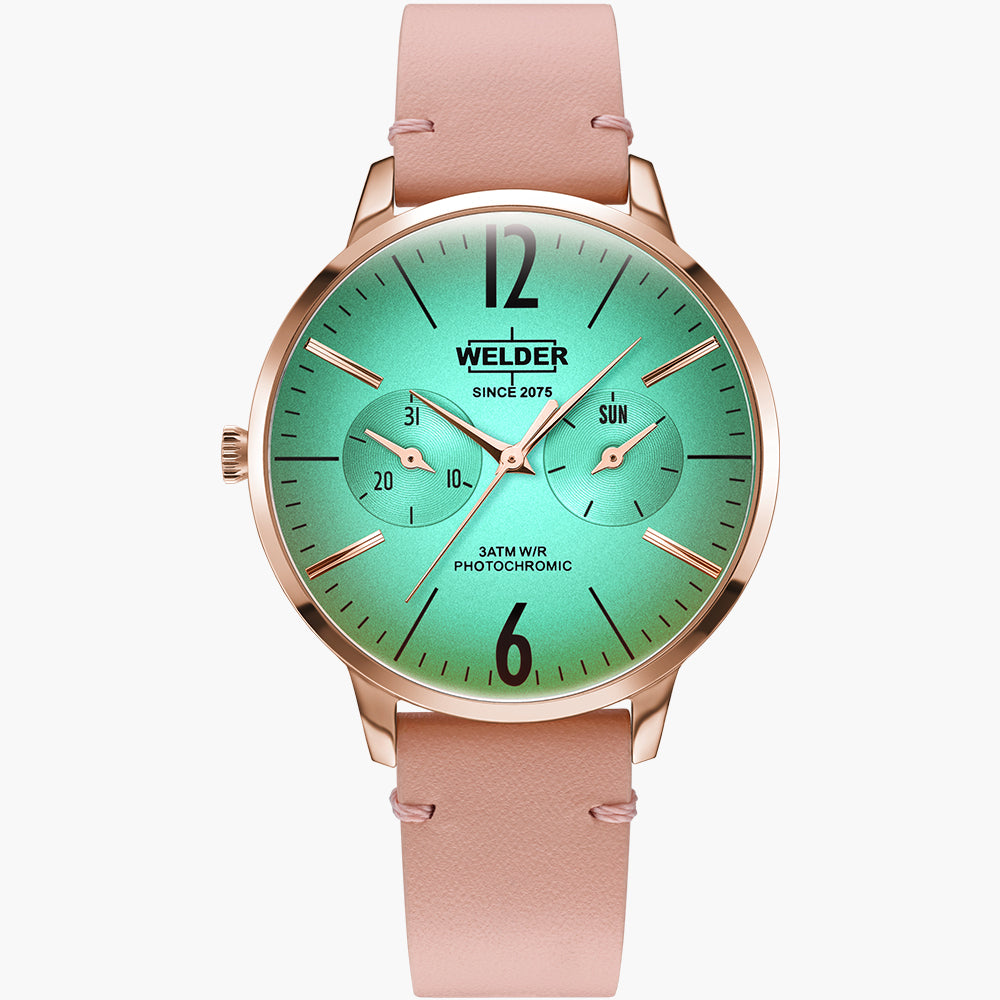 Orologio Welder Slim WWRS100 dual time donna 36mm